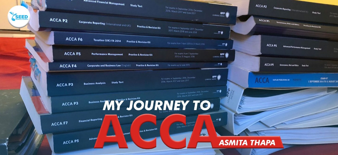 acca journey an experience asmita thapa