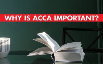 Why is ACCA important?