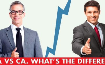 ACCA Vs CA. What's The Difference?
