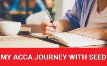 My ACCA Journey with SEED | ACCA in Nepal