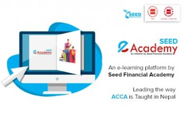 """SEED FINANCIAL ACADEMY LAUNCHES AN ONLINE LEARNING PLATFORM """"SEED E-ACADEMY"""""""